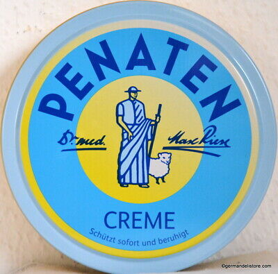 "3 x Original ""PENATEN Creme"" Baby Cream (3x50ml Can = 150ml!) *Made in Germany*"