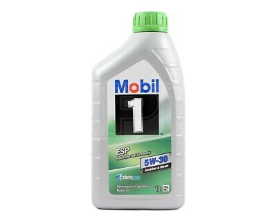 Mobil 1 ESP 5W-30 Fully Synthetic Engine Oil - 1 Litre