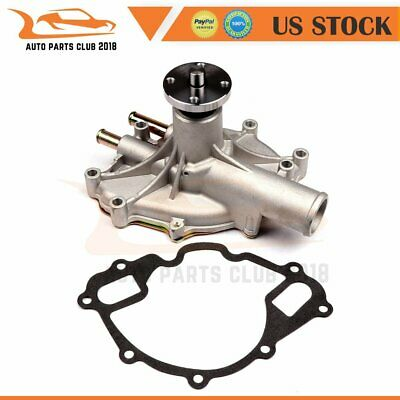 Fits Ford Bronco E-250 Econoline F-150 F-250 F-350 Engine Water Pump GMB 1251670