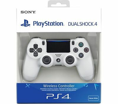 NEW PS4 DualShock 4 Controller Wave Blue  V2 BRAND NEW SEALED OFFICIAL White