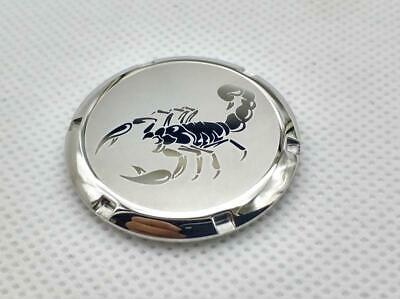 316L Stainless Steel MOD Caseback for SKX007/SNZF17/SNZF53 Scorpion style