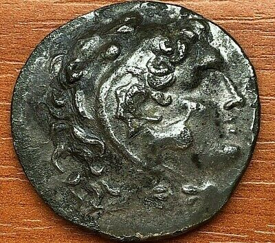 Alexander III the Great 336-323 BC AR Tetradrachm Kallatis Ancient Greek Coin