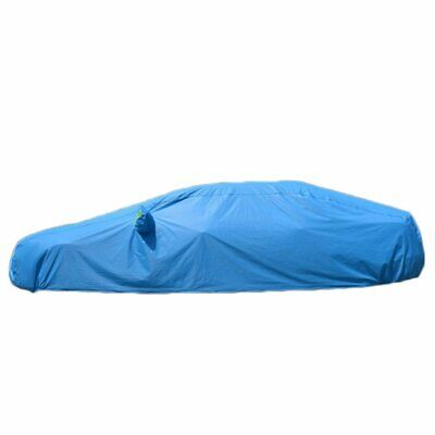 3XXL 7Layers Car Cover PEVA Dust Outdoor Waterproof SnowSun Rain Ice UV Resist O