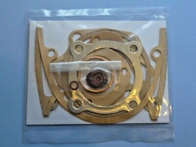 BSA BANTAM D10 175cc ENGINE GEARBOX GASKET SET 'NEW' UK MADE BUSHMAN PASTORAL