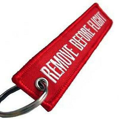 Remove Before Flight Llavero Avion Modelismo Aeronautica Coche Moto Mochila