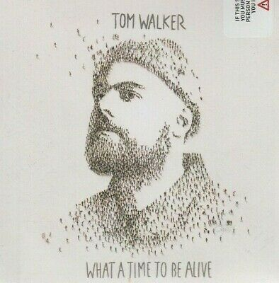 """Tom Walker """"what A Time To Be Alive"""" 2018 Scarce Advance Radio 5T Album Sampler"""