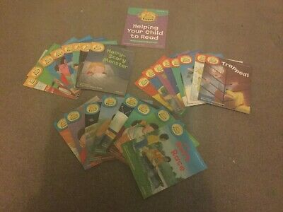 Biff, Chip and Kipper Complete Set Of Books - Level 4-6. 24 Books