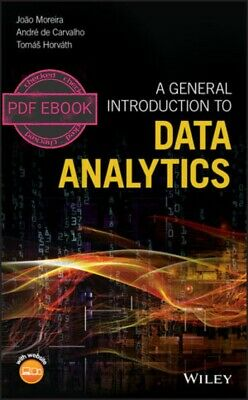 A General Introduction to Data Analytics *(PDF EB00K ) *