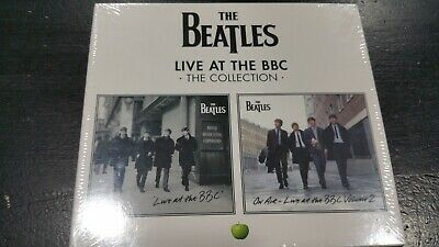 The Beatles - Live At Bbc The Collection (4 Cd Sigillato Apple 2013)