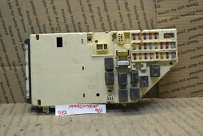 1999 2000 chrysler 300m fuse box relay unit bcm p04602282ah module 901-8e2
