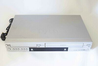 LG DVC8700 VHS & DVD Combi Player - Tested - Working Unit
