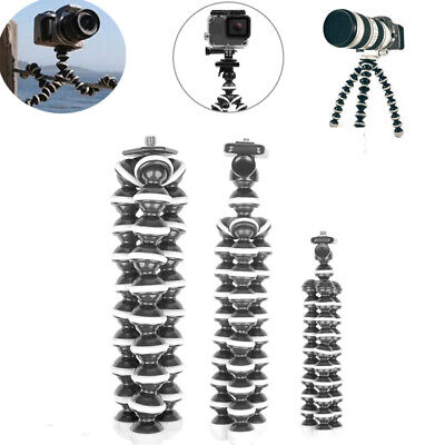 Octopus Flexible Gorillapod Tripod Stand For GoPro Canon Nikon Digital Camera CN