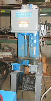 Denison Abex Multipress 6 Ton C-Frame Hydraulic Press