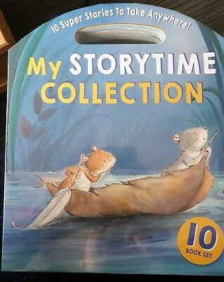 My Storytimes collection set of 10 books