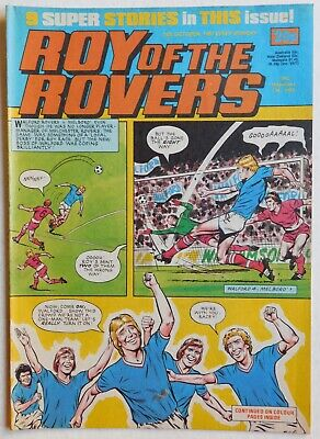 ROY OF THE ROVERS Comic - 15th October 1983