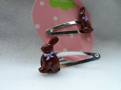 girls infant childs hair clips slides grips bendies hair accessories bows bunny
