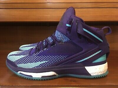 25313a05a69 ADIDAS D ROSE 6 All-Star Primeknit Boost Sz. 10.5 -  61.00