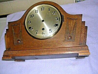 CLOCK  PARTS ,  CLOCK  CASE  , GOOD  w