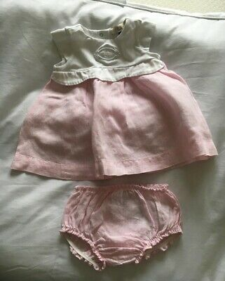 Armani Baby Dress (Up To 3 Months)