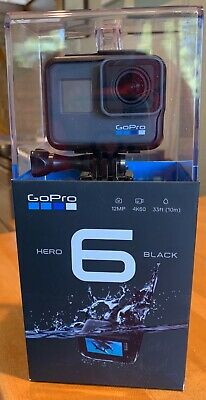 GoPro HERO 6 Action Camera Black,  New-Other