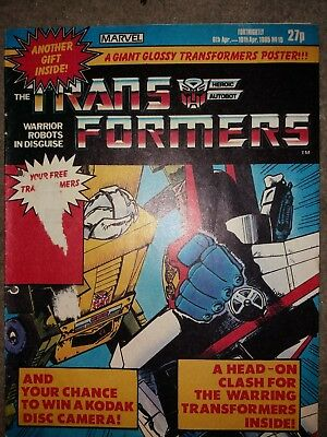 Transformers G1 Comic Issue 15
