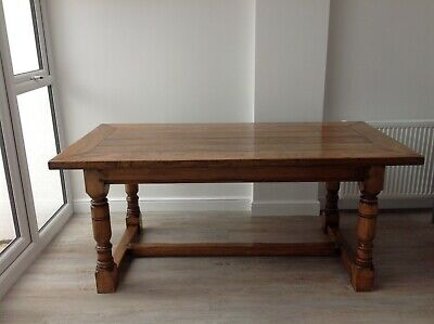 Period Style Oak Refectory Table