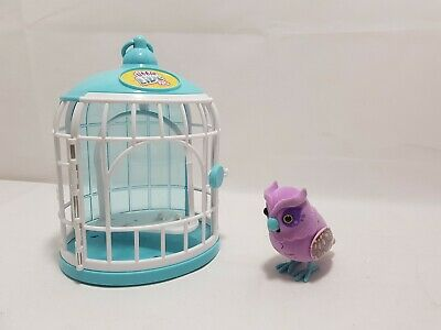 Little Live Pets - Bird in Cage