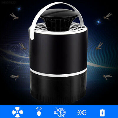 17CD UV Light USB Charging Mosquito Trap Durable Indoor
