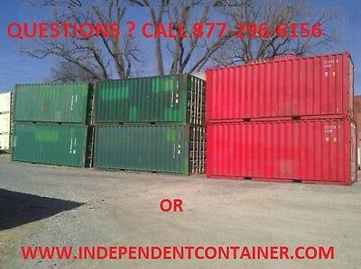 20' Cargo Container / Shipping Container / Storage Container in Denver, CO