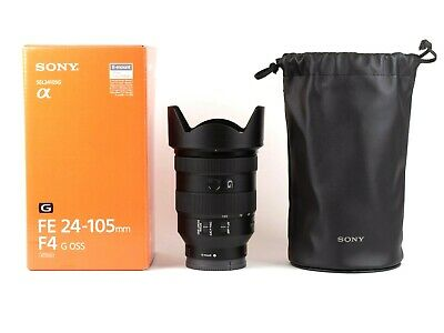 Sony FE 24-105mm F/4 G OSS **OPEN BOX