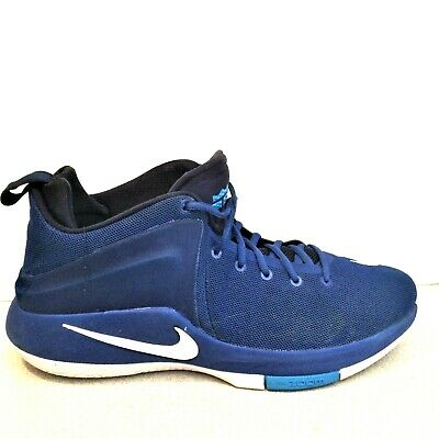 check out cdfd3 07495 Nike Lebron Zoom Witness Royal Blue 852439-401 Basketball Shoes Men s Size  12.5
