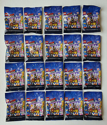 The LEGO Movie 2 Minifigures Wizard of Oz 71023 - Complete Full Set of 20