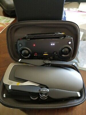 DJI Mavic Air Folding Drone Quadcopter 4K Camera Onyx Black Read