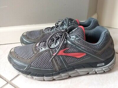 84dc1a51932 BROOKS ADDICTION 12 Mens Running   Walking Shoes 9.5 4E Extra-Wide ...