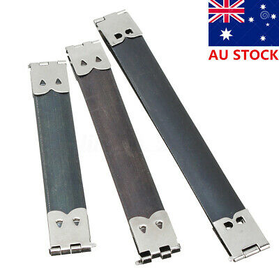 AU 10PCS Metal Internal Flex Purse Frame Lot Kiss Clasp DIY Bag Accessories Gift