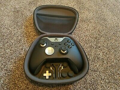 Official Microsoft Xbox One Elite Wireless Controller - Black. Tested!