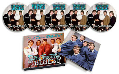Moody Blues Vol. 1 Come With Me 5 Cd