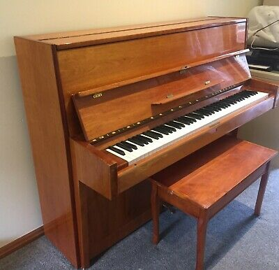 Beautiful Lisner Piano, Wooden Upright