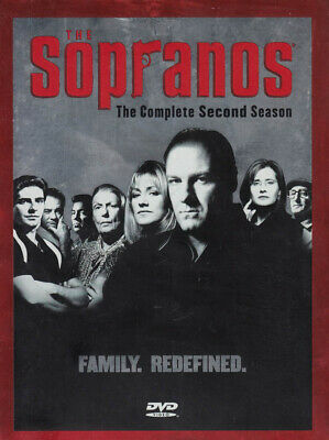 The Sopranos - The Complete Season 2 (Boxset) (Dvd)