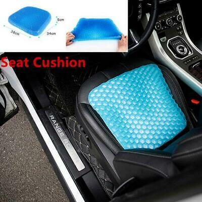 Silicone Gel Comfort Portable Cushion Seat Pad for Car Office Chair Wheelchair