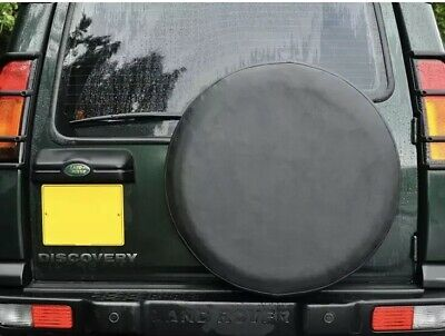 Spare Wheel Tyre Cover Heavy Duty Pvc 260 X 70 X 300Mm Water Resistant Brand New