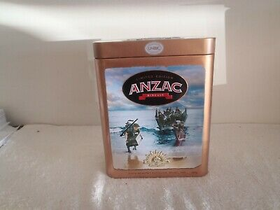 Anzac Biscuit Tin
