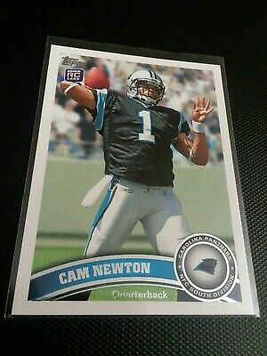 2011 Cam Newton Rookie Lot Prestige Sp Authenitc 2018 Playbook