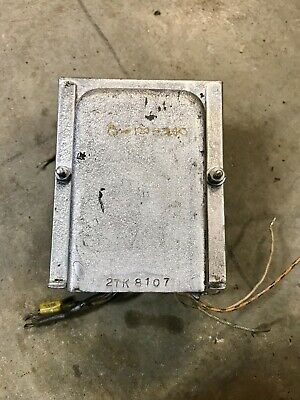 Power Transformer AWA Primary 240V Secondary 6V Or 3-0-3V