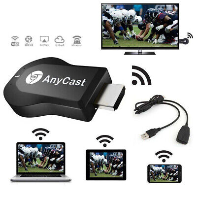 WiFi HDMI Anycast Miracast Airplay TV 1080P Drahtloser DLNA-Dongle-Adapter loud