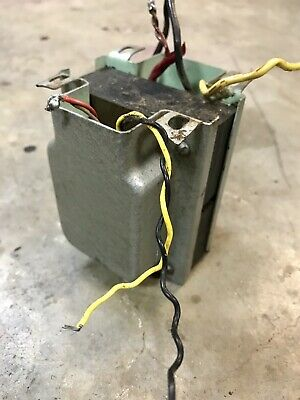 Power Transformer Primary 240V Secondary 6V Or 3-0-3V