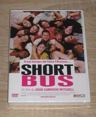 "New Film DVD ""SHORTBUS"" (S-Y. Lee, P. Dawson, J. Brannan) [NEUF SOUS CELLO!!!]"