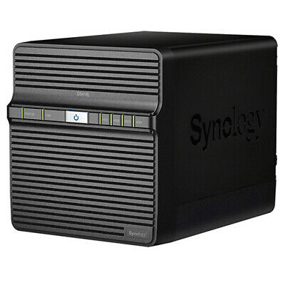 Synology DiskStation DS418j 4-Bay 3.5' Diskless 1xGbE NAS (HMB), Realtek RTD1...
