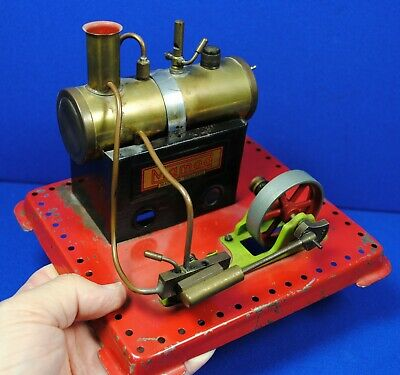 Mamod toysteam early engine SE2 with no burner