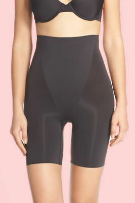 a9b3665e4ce NWT NEW SPANX Trust Your Thinstincts High Waist Mid Thigh Bodysuit ...